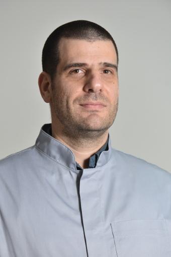 Doc. dr sc. med. Aleksandar Knežević