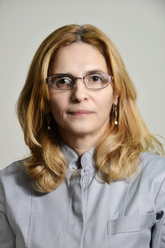 Mr. sc. med. dr Marija Vasin