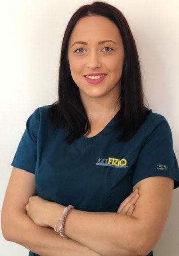 Diplomirani fizioterapeut Zorica Vučić